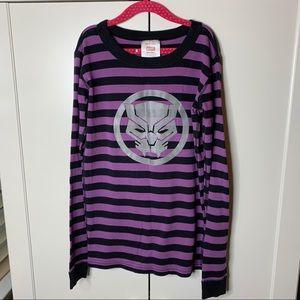 Hanna Andersson Marvel Black Panther Sleep Shirt